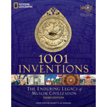 1001 Inventions: The Enduring Legacy of Muslim Civilization by National Geographic, 9781426209345