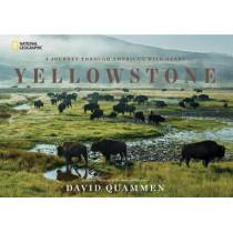 Yellowstone: A Journey Through America's Park by David Quammen, 9781426217548
