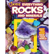Everything Rocks and Minerals: Dazzling gems of photos and info that will rock your world (Everything) by Steve Tomecek, 9781426307683