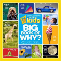 Little Kids First Big Book of Why (First Big Book) by Amy Shields, 9781426307935