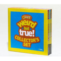Weird But True! Collector's Set: 900 Outrageous Facts (Weird But True ) by National Geographic Kids, 9781426311949