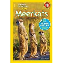 National Geographic Kids Readers: Meerkats  (National Geographic Kids Readers: Level 1) by Laura Marsh, 9781426313424