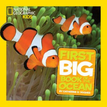 Little Kids First Big Book of the Ocean (First Big Book) by Catherine D. Hughes, 9781426313684