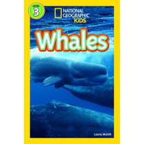 National Geographic Kids Readers: Whales (National Geographic Kids Readers: Level 3 ) by National Geographic Kids, 9781426318023