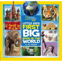Little Kids First Big Book of the World (First Big Book) by Elizabeth Carney, 9781426320507