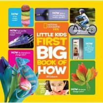 Little Kids First Big Book of How (First Big Book) by Jill Esbaum, 9781426323294