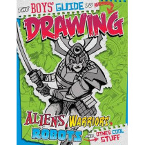 Boys' Guide to Drawing by Aaron Sautter, 9781429629171