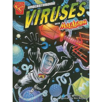 Understanding Viruses with Max Axiom, Super Scientist by Agnieszka Biskup, 9781429634533
