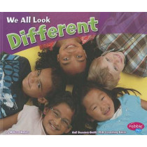 We All Look Different (Celebrating Differences) by Melissa Higgins, 9781429678902