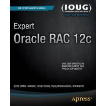 Expert Oracle RAC 12c by Riyaj Shamsudeen, 9781430250449