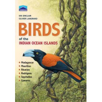 Birds of the Indian Ocean islands: Madagascar, Mauritius, Reunion, Rodrigues, Seychelles and the Comoros by Ian Sinclair, 9781431700851