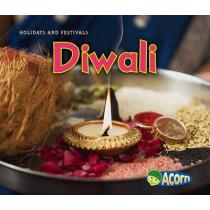 Diwali (Holidays and Festivals) by Nancy Dickmann, 9781432940706