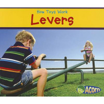 Levers (How Toys Work) by Sian Smith, 9781432965860