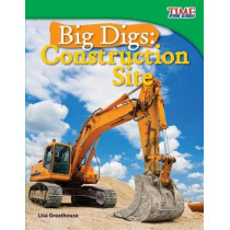 Big Digs: Construction Site by Lisa Greathouse, 9781433336621