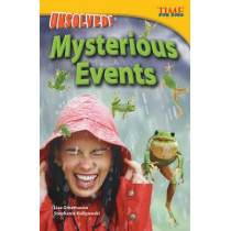 Unsolved! Mysterious Events by Lisa Greathouse, 9781433348273