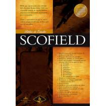 RVR 1960 Biblia de Estudio Scofield, chocolate imitacion piel, 9781433601835