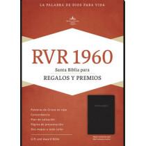RVR 1960 Biblia para Regalos y Premios, azul tapa dura, 9781433607936