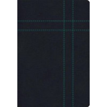RVR 1960/KJV Biblia Bilingue Tamano Personal, negro imitacion piel, 9781433619939