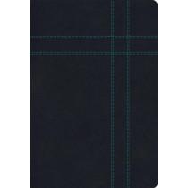 RVR 1960/KJV Biblia Bilingue Tamano Personal, negro imitacion piel con indice, 9781433619946