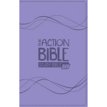 Action Bible Study Bible-ESV by Cook David C, 9781434709080