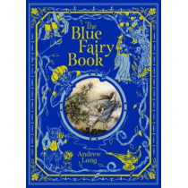 The Blue Fairy Book (Barnes & Noble Children's Leatherbound Classics) by Andrew Lang, 9781435162174