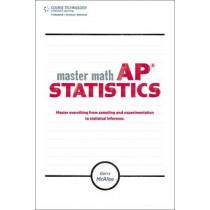 Master Math: AP Statistics by Gerry McAfee, 9781435456273