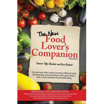 The New Food Lover's Companion by Ron Herbst, 9781438001630