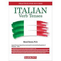 Italian Verb Tenses by Marcel Danesi, 9781438002927