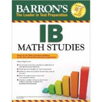 Barron's IB Math Studies by Allison Paige Bruner, 9781438003351