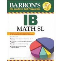 Barron's IB Math SL by Stella Carey, 9781438003924