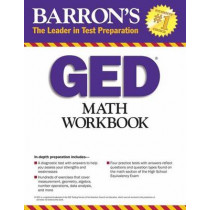 Math Workbook For The GED Test by Johanna Holm, 9781438005713
