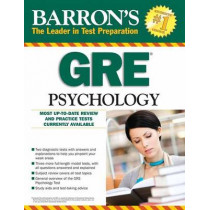 Barron's GRE Psychology by Laura Freberg, 9781438005737