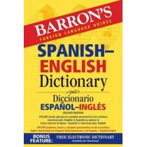 Barron's Spanish-English Dictionary: Diccionario Espanol-Ingles by Ursula Martini, 9781438007113