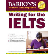 Writing for the IELTS by Lin Lougheed, 9781438007656