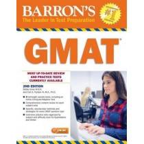 Barron's GMAT with Online Test by Bobby Umar, 9781438007984