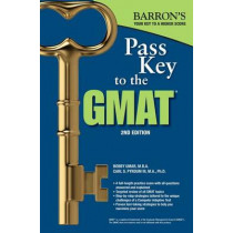 Pass Key to the GMAT by Bobby Umar, 9781438008028