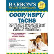 Barron's COOP/HSPT/TACHS by Kathleen Elliott, 9781438008677