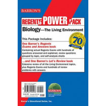 Regents Biology Power Pack: Let's Review Biology + Regents Exams and Answers: Biology by Gregory Scott Hunter, 9781438074344