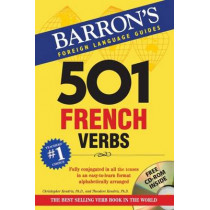 501 French Verbs by Christopher Kendris, 9781438075204