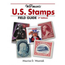 Warman's U.S. Stamps Field Guide by Maurice D. Wozniak, 9781440242014