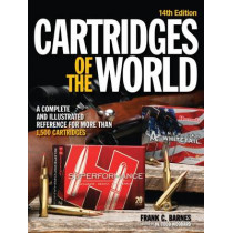 Cartridges of the World: A Complete and Illustrated Reference for Over 1500 Cartridges by W. Todd Woodard, 9781440242656