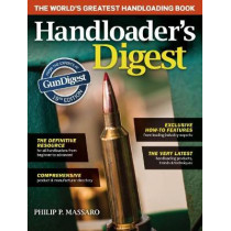 Handloader's Digest by Philip P. Massaro, 9781440245312