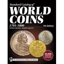 Standard Catalog of World Coins, 1701-1800 by Maggie Judkins, 9781440247064