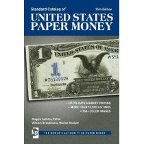 Standard Catalog of United States Paper Money by Maggie Judkins, 9781440247088