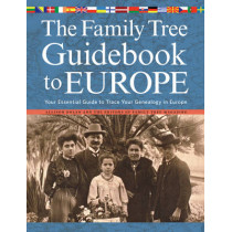 The Family Tree Guidebook to Europe 2nd Edition: Your Essential Guide to Trace Your Genealogy in Europe by Allison Dolan, 9781440333477