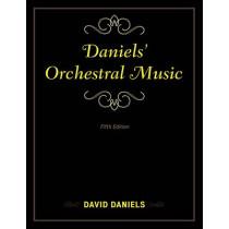 Daniels' Orchestral Music by David Daniels, 9781442245372