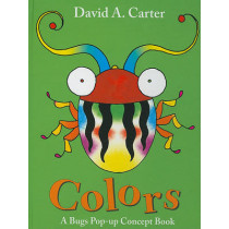 Colors by David A Carter, 9781442408302