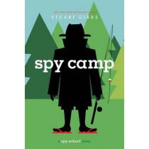 Spy Camp by Stuart Gibbs, 9781442457546