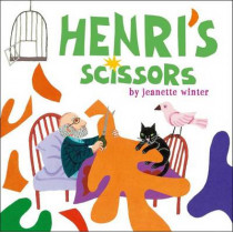 Henri's Scissors by Winter, 9781442464841