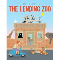The Lending Zoo by Frank Asch, 9781442466791
